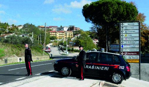 Buonalbergo:bloccato dai Carabinieri un pregiudicato nei pressi dell'ufficio Postale