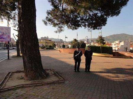 I Carabinieri di San Giorgio del Sannio fermano tre giovani trovati in possesso di droga