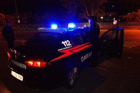 Nella serata di ieri una denuncia ed un foglio di via sono le risultanze del servizio di controllo dei Carabinieri di Cerreto Sannita