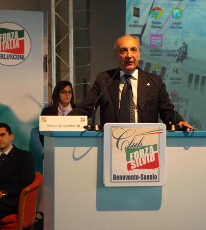 """E' stato un successo l'incontro tra i club """"Forza Silvio"""" tenutosi a Pietrelcina"""