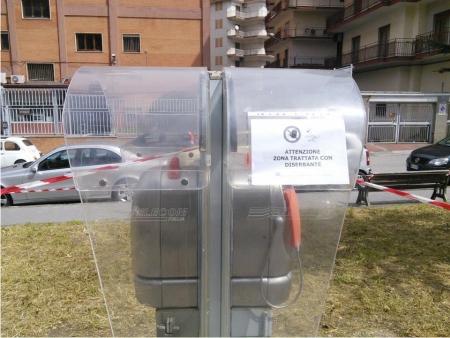 I grillini sanniti chiedono informazioni sull'utilizzo dei diserbanti sul territorio cittadino