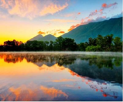 Telese Terme: effettuata questa mattina la pulizia del lago