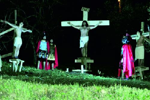 Paupisi si prepara alla Passione di Cristo Via Crucis vivente in programma Giovedì Santo