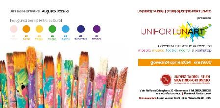 """Secondo appuntamento della rassegna """"UnifortunArt"""" dell'Università degli Studi """"Giustino Fortunato"""""""