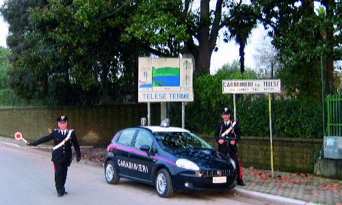 Ai domiciliari un 41enne  di Telese Terme.Aveva commesso un furto nel 2008 a Benevento.