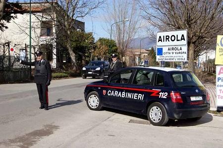 Arrestato ad Airola per aver molestato tre sorelle minorenni