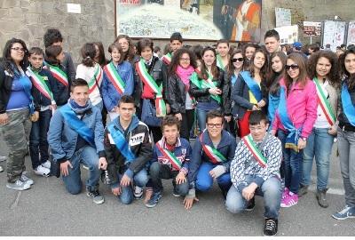 Telese Terme: Convegno nazionale mini Sindaci dei Parchi d'Italia.