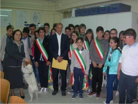 Presso la sede Unicef di Benevento, si è tenuta una seduta della Consulta Provinciale dei Consigli Comunali Junior del Sannio.