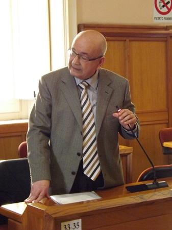 il capogruppo Pd Giovanni Zarro