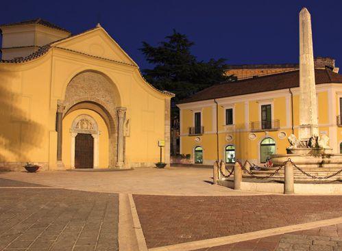 """""""Giornate europee del patrimonio"""" Due eventi al chiostro di Santa Sofia"""