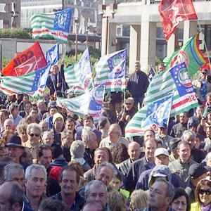 Lavoratori Forestali Fai Cisl, Flai Cgil e Uila Uil: il 12 Luglio sciopero con presidio presso Palazzo Santa Lucia