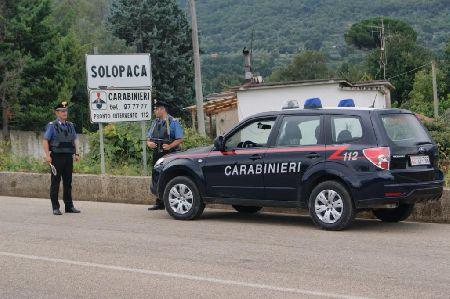 Solopaca: furto nella chiesa San Martino Vescovo