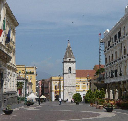 Dehors e Gazebi: eseguito sequestro preventivo a sei attività nel centro storico di Benevento.