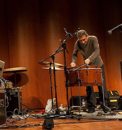 Riverberi 2014. Domani la chiusura del ciclo di concerti a Benevento con il percussionista Michele Rabbia