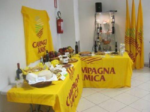 Campagna Amica: venerdì 25 luglio a Telese Terme è in programma la prima delle 7 tappe di un itinerario del gusto tra le Valli del Sannio