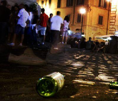 Benevento: lite nel Centro Storico colpito un 24enne di nazionalità ucraina.