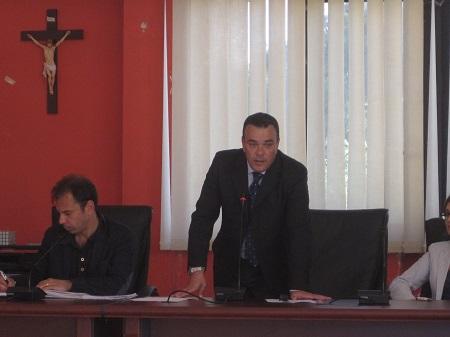 Soddisfazione di Iannace per il provvedimento della Regione per il risanamento della frana