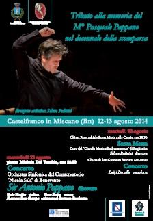 Nel decennale della scomparsa Castelfranco in Miscano ricorda il maestro Pappano