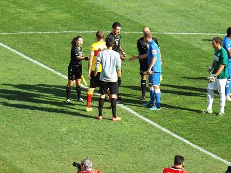 Matato il Martina.Il Benevento riconquista la vetta. Benevento 1 Martina Franca 0