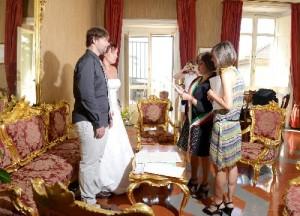Matrimonio a Palazzo Mosti