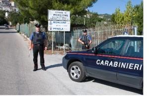 Morcone: alla fiera campionaria con la droga vengono sorpresi dai Carabinieri e segnalati alla Prefettura
