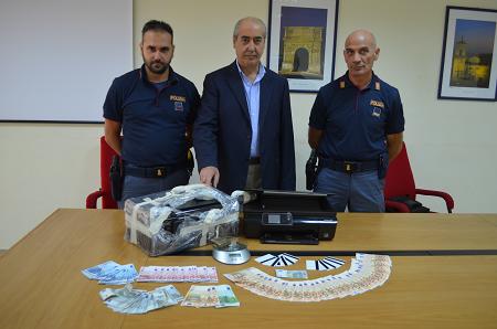 Benevento. Giovane ventunenne  arrestato  per detenzione ai fini di spaccio di sostanza stupefacente e possesso di banconote false