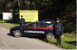 Cerreto Sannita:recuperata una macchina rubata e proposti fogli di via obbligatori