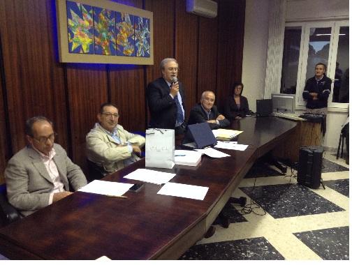Consiglio Consorzio Sannio Alifano