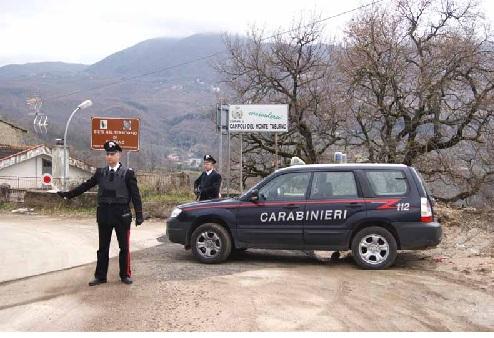 Montesarchio: arrestati due rapinatori