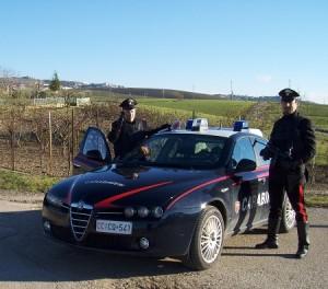 San Marco dei Cavoti: Napoletano fermato dai Carabinieri  nei pressi  di abitazione in periferia