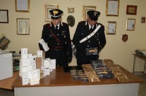 Carabinieri Cerreto Sannita. Servizio di controllo del territorio: sette denunce e contravvenzioni.