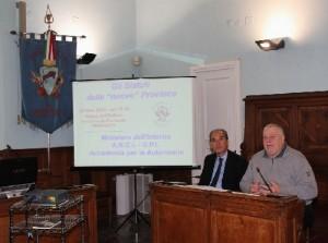 Claudio Ricci sui nuovi statuti delle Province