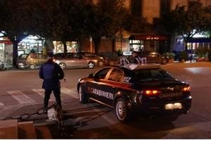 Benevento. Denunce e sequestri per droga ed alcol dei Carabinieri nella movida del fine settimana