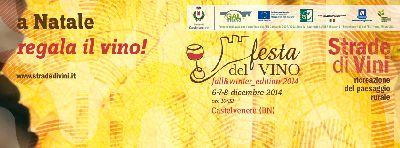 Castelvenere: dal 6 all'8 Dicembre Festa del Vino