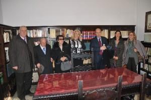 """Presentato oggi alla Biblioteca Provinciale """"Antonio Mellusi"""" di Benevento il Fondo Papa"""
