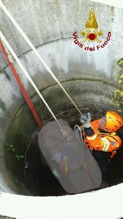 Montesarchio: un uomo senza vita, è stato ritrovato in un pozzo profondo sette metri.