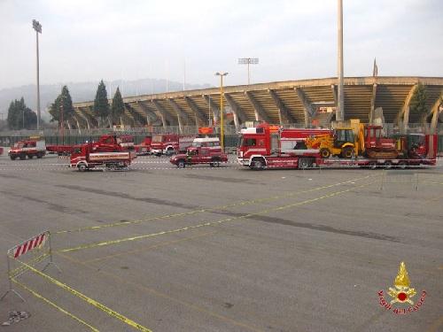 Oggi 4 Dicembre il Corpo Nazionale dei Vigili del Fuoco festeggia Santa Barbara Patrona del Corpo.