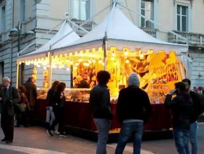 Festa del Cioccolato:domani 29 Gennaio l' inaugurazione.