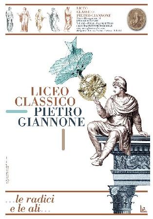 """Il 16 gennaio si svolgerà l'Open Day del Liceo Classico """"Pietro Giannone"""" di Benevento."""