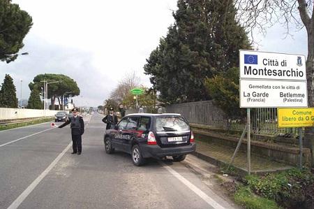 Montesarchio. Arrestato un 27enne del posto