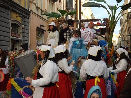Carnevale Beneventano : l'ordinanza traffico