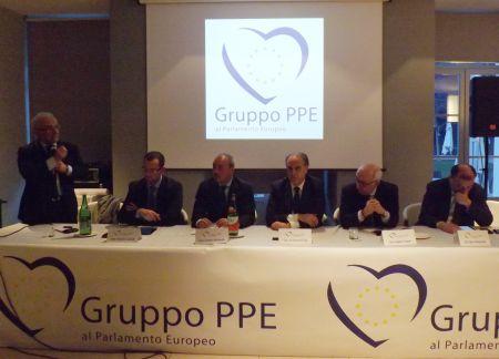 """""""La nuova programmazione europea: quali opportunità per la Campania e le aree interne?"""""""