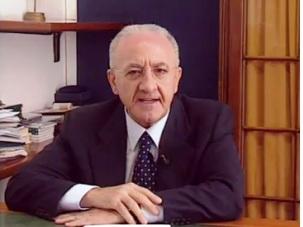 Il presidente Vincenzo De Luca incontra i  Rettori Campani