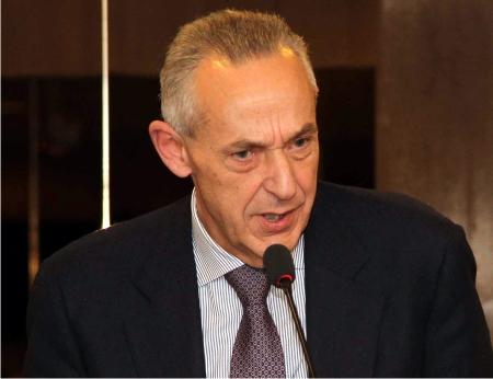Il Sottosegretario Umberto Del Basso De Caro al Forum Internazionale Conftrasporto a Cernobbio