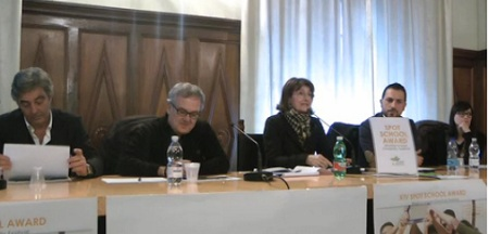 Spot School Award presentata presso l'Ente Camerale di Benevento la XIV edizione del premio internazionale per i giovani creativi.