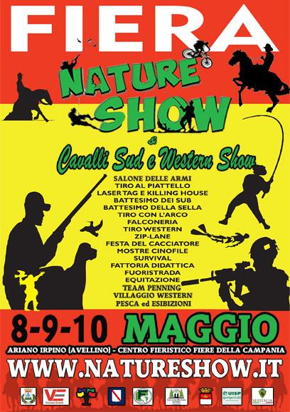 Torna il Nature Show al Fiere della Campania