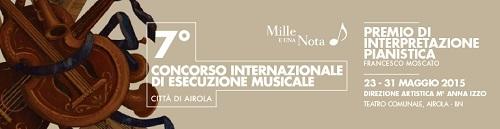 concorso internazionale di musica