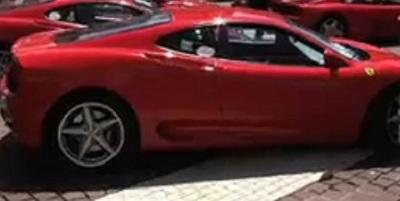 Benevento rinnova l'appuntamento con le Ferrari dal 30 maggio al primo Giugno