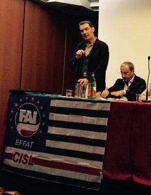 A Napoli si è tenuto l'incontro dei Delegati Sindacali lavoratori forestali FAI Cisl