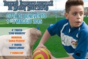 32° Edizione Trofeo di Rugby Città di Benevento: esordio il 1° Maggio